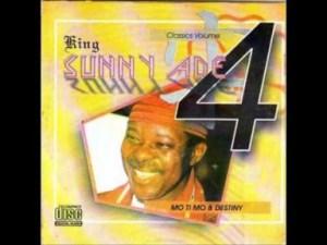 King Sunny Ade - Dr. Mike Adenuga